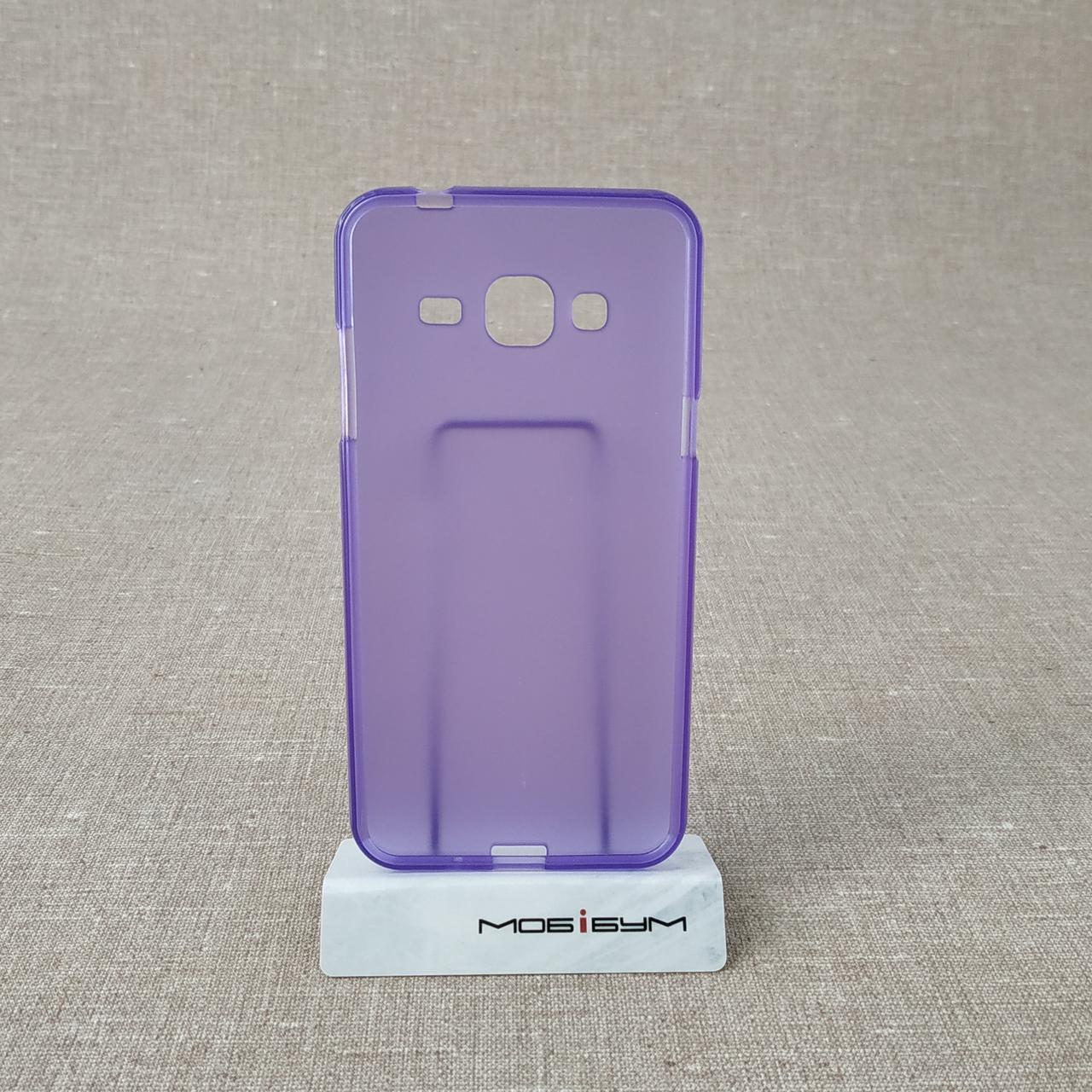 Чехлы для Galaxy J Series (остальные модели) TPU Samsung J320 violet J3 (J337) 2018 Для телефона Фиолетовый