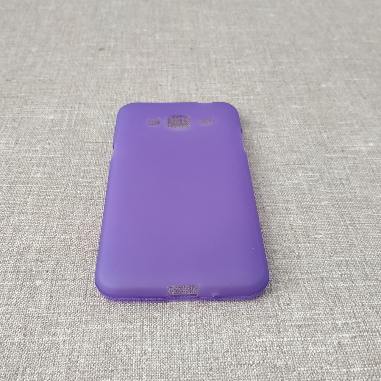TPU Samsung Galaxy J320 violet