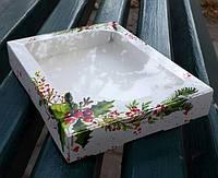 Коробка для подарка 15см х 20см х 3см, Соната_15х20