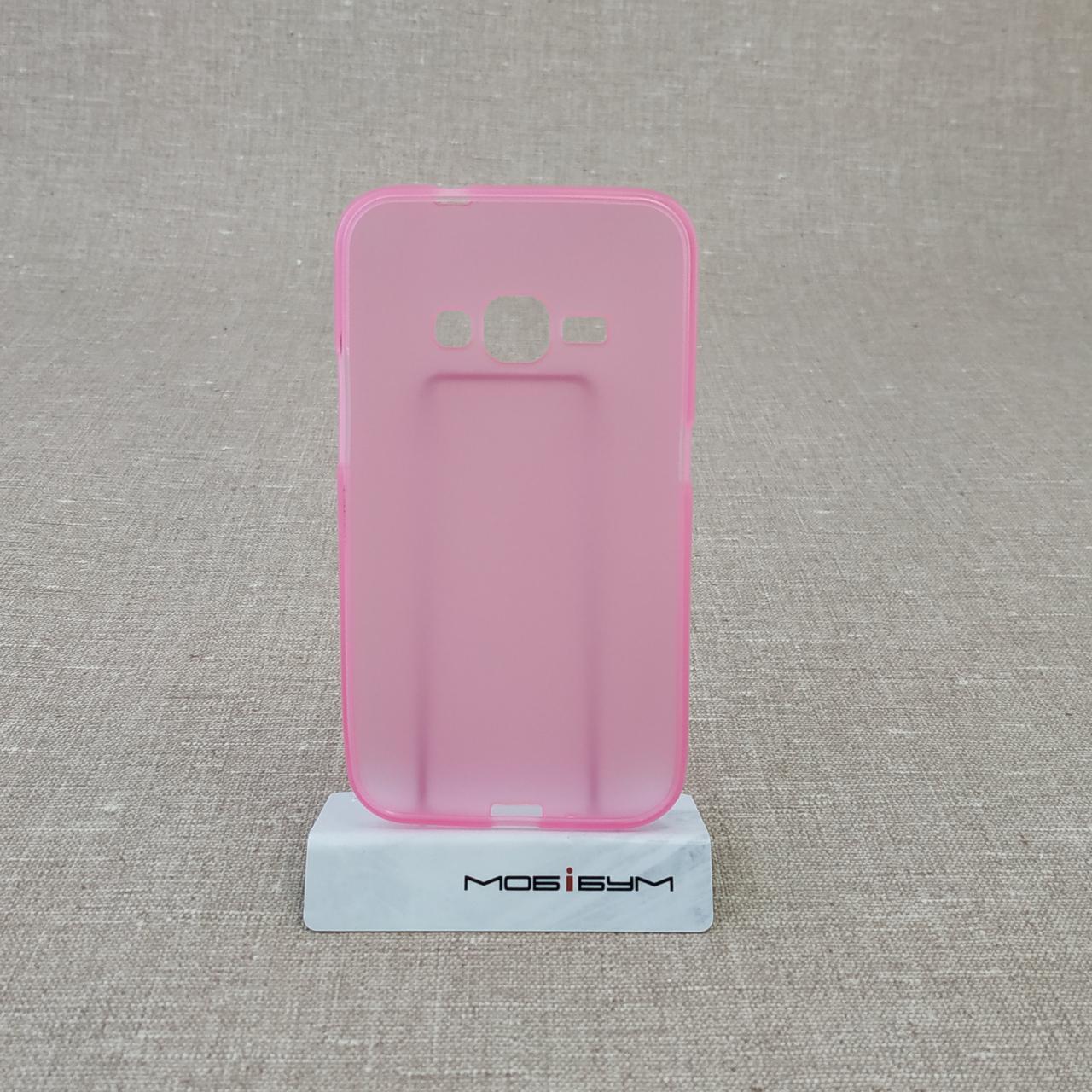 Чехлы для Galaxy J Series (остальные модели) TPU Samsung J120 pink