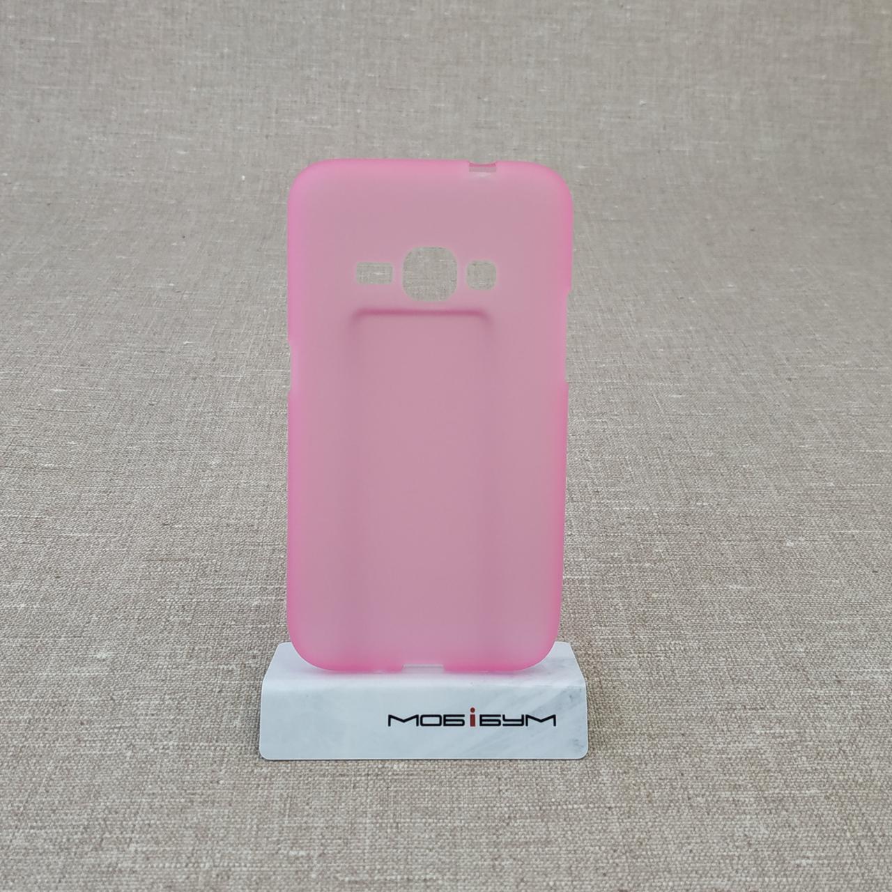Чехол TPU Samsung Galaxy J120 pink