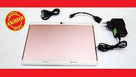 "10,1"" Планшет-телефон Samsung Galaxy Tab 2Sim - 8Ядер+4GB Ram+32Gb ROM+GPS Pink, фото 1"