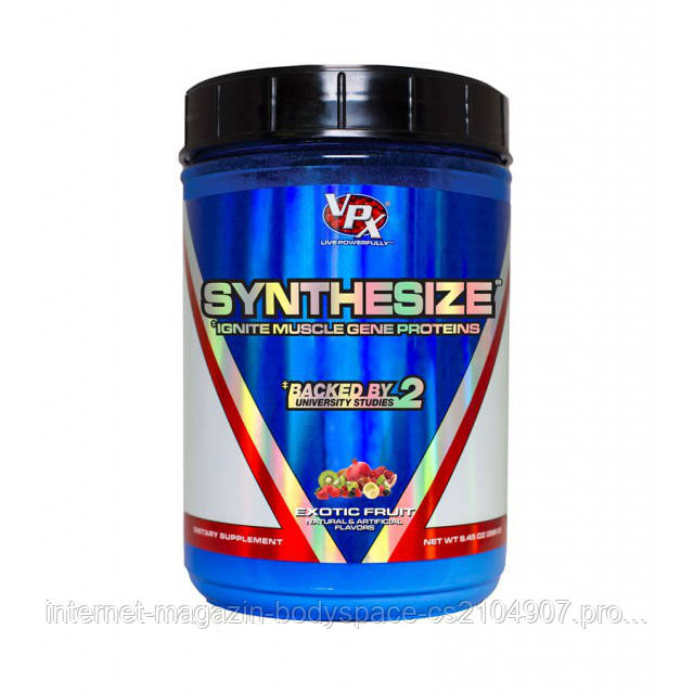 VPX Sports, Восстановитель Synthesize Post Workout Formula, 530 грамм