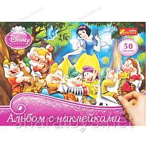 """Альбом с наклейками """"Принцессы 2"""""""