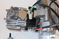 Двигатель + карбюратор Альфа/JH-110 см3 d-52,4 мм механика Аlpha-Lux