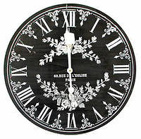 """Часы настенные """"Париж"""" (дерево)"""