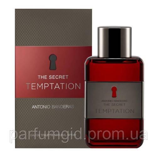 Antonio Banderas The Secret Temptation Edt 200ml Original