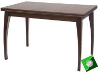 Стол кухонный современный из массива бука Адам и Ева