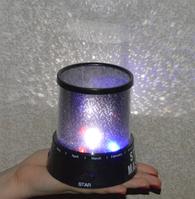 Ночник проектор звездного неба, Star Master + USB кабель