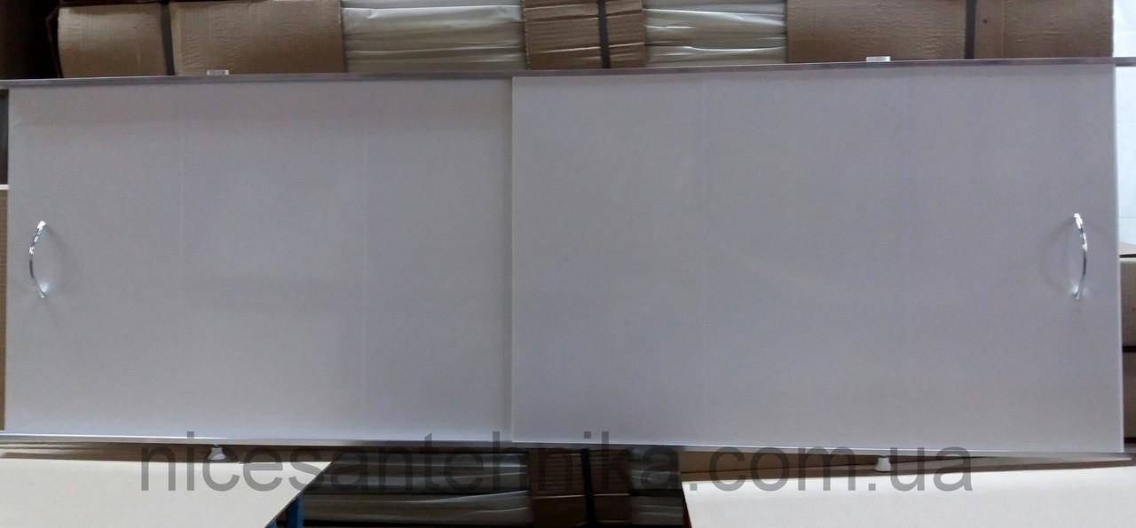 Экран для ванны 170*56 см.алюминиевый ЕВА-4
