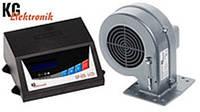 Контролер KG Elektronik Блок управления SP 05 LED + Вентилятор DP02