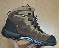 """Мужские ботинки натуральная кожа """"Гиена"""" Hyena Elger 4775D. Защитные берцы с металлическим носком. Размер 45. , фото 1"""