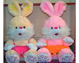 Мягкая игрушка (не набитая) Кролик (42см) №2323-42