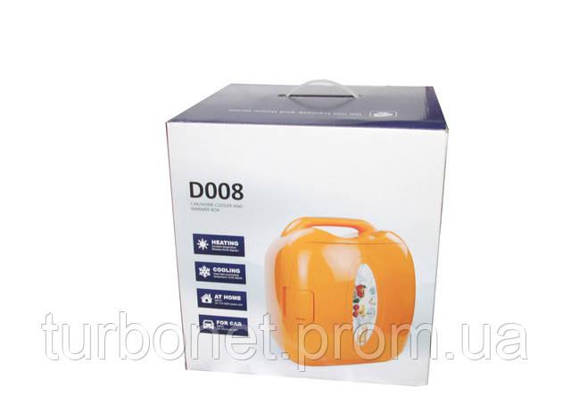 Мини-холодильник Cong Bao D008. - фото 4