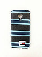 Чехол для Meizu MX5 Tommy Hilfiger black/blue