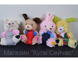 Мягкая игрушка Зоопарк 16см №1232-1