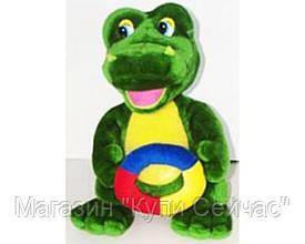 Мягкая игрушка Крокодил (28см) №1361