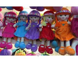Мягкая игрушка Кукла (разные расцветки) JX2605-35
