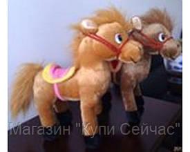 Мягкая игрушка лошадка (36см) №2142-36