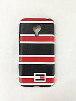 Чехол для Meizu MX5 Tommy Hilfiger black/red