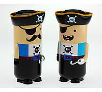 Термос пират, 4 вида