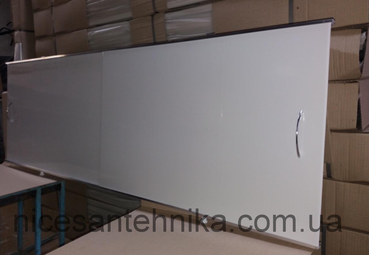 Экран для ванны 150*61 см.алюминиевый ЕВА-4