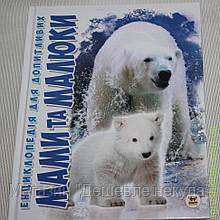 """Книга серії """"Енциклопедія для допитливих А5: НОВ Мами та малюки А5"""