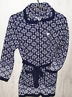 Вязаная кофта для девочки подростка, фото 1