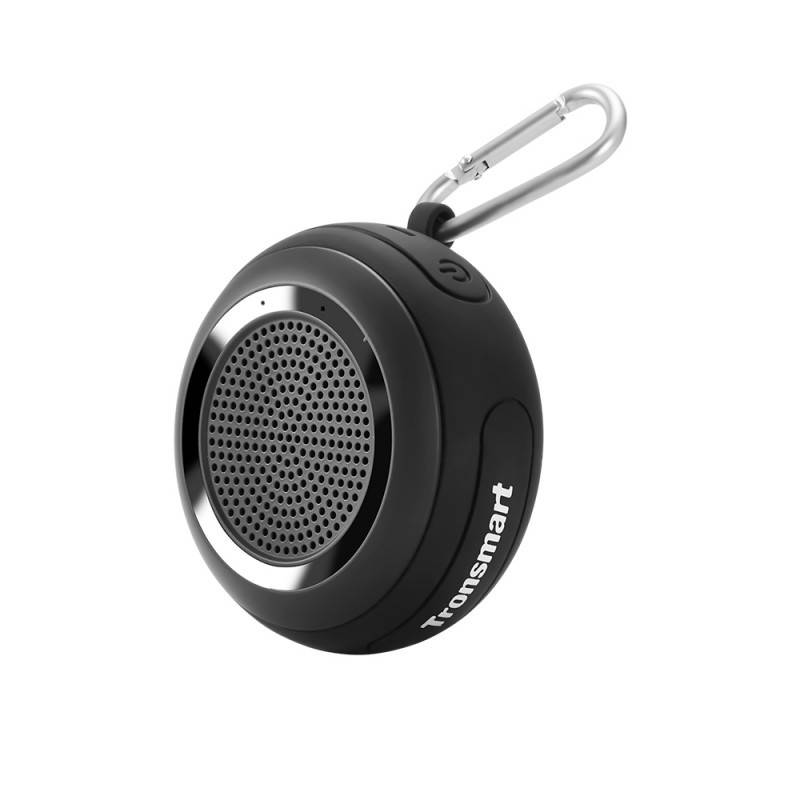 Защищённая Bluetooth-колонка Tronsmart Element Splash, TWS, IP-67 Black
