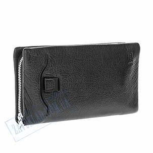 Кожаный мужской кошелек Lvan 2341-A, фото 2
