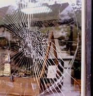 Архитектурное тонирование стекол, защитная пленка на стекло