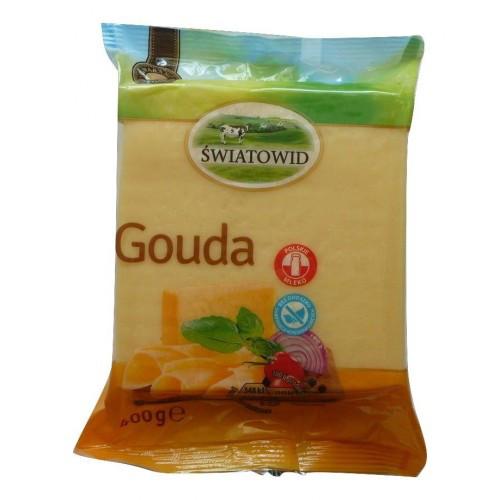 Сир Swiatowid Gouda (Гауда), 400 гр.