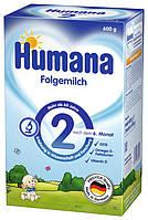 Смесь сухая молочная 600 гр Humana 2