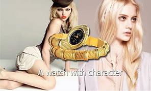 Часы женские змея, фото 2