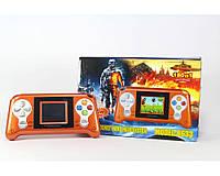 Портативная игровая приставка 8633 180 игр консоль (45210)