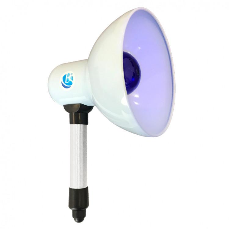 Cиняя лампа (рефлектор Минина)