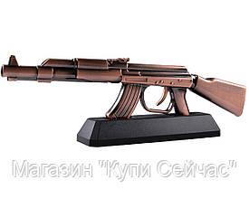 Сувенирная зажигалка Автомат АК-47 №4370