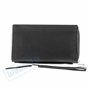 Кожаный мужской кошелек Lvan 2336-A, фото 2