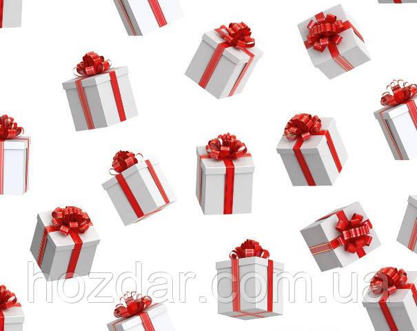 Бумага подарочная 100х70см (35-91)