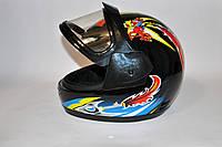 Шлем детский BLD №-109 черный