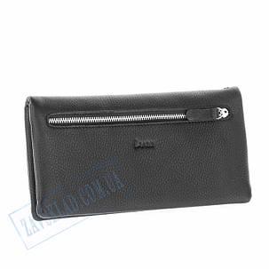 Кожаный мужской кошелек Lvan 2339-A, фото 2