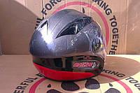 Шлем-полулицевой BLD-218 BAILIDE серый