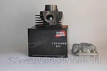 Цилиндр тюнинг Yamaha JOG-80 3KJ d-48 мм STEEL MARK