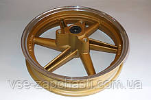 Диск Honda Dio 2.15х10 алюм передний RUIMA