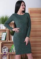 Платье женское с пуговицами на рукавах 0112/01, фото 1