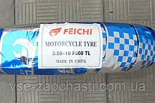 Покрышка 3.50-10 FEICHI F-508