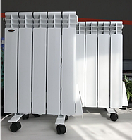 Электрический радиатор Flyme Elite 5 секций / 650 Вт