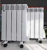 Электрический радиатор Flyme 650Р / 5 секции / 650 Вт