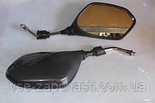 Зеркала Honda M8 Карбон XH-MOTO
