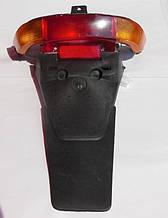 Хвост задний (пластик) Honda Dio AF-18